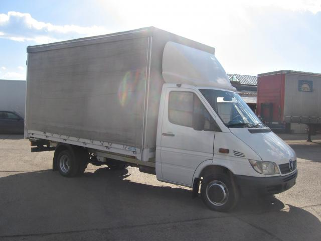 Mercedes-Benz Sprinter 413 2006 photo - 2