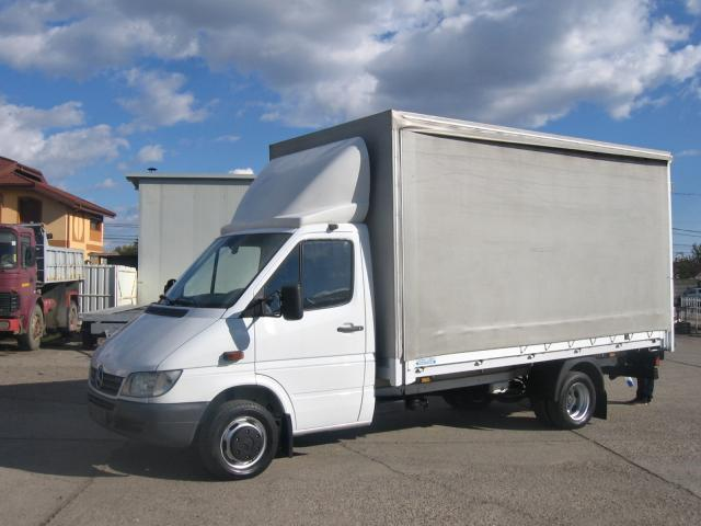 Mercedes-Benz Sprinter 413 2006 photo - 5