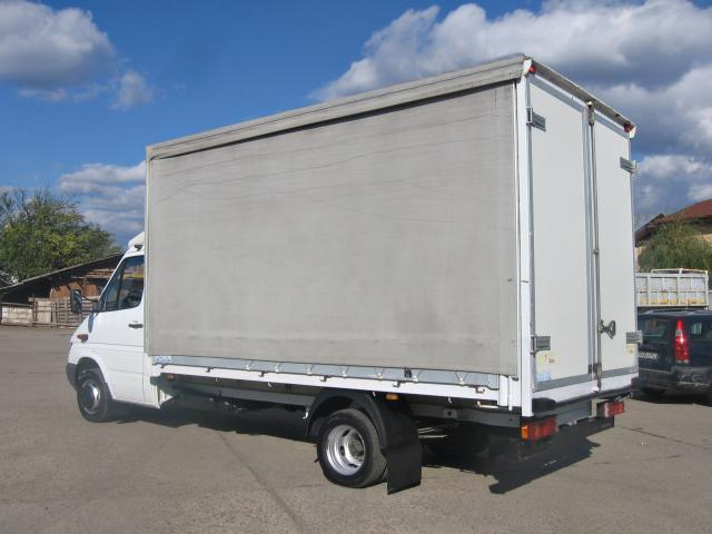 Mercedes-Benz Sprinter 413 2006 photo - 6