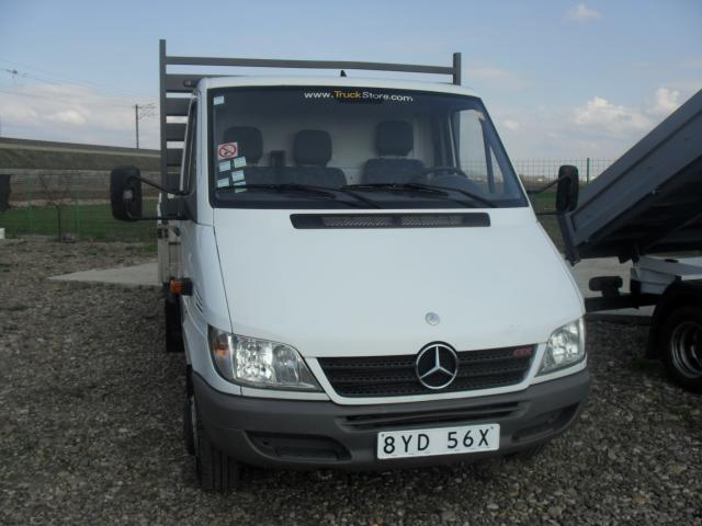Mercedes-Benz Sprinter 413 2006 photo - 8