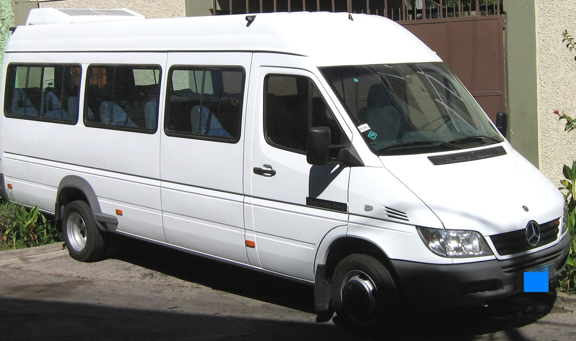 Mercedes Benz Sprinter 413 2008 Technical Specifications