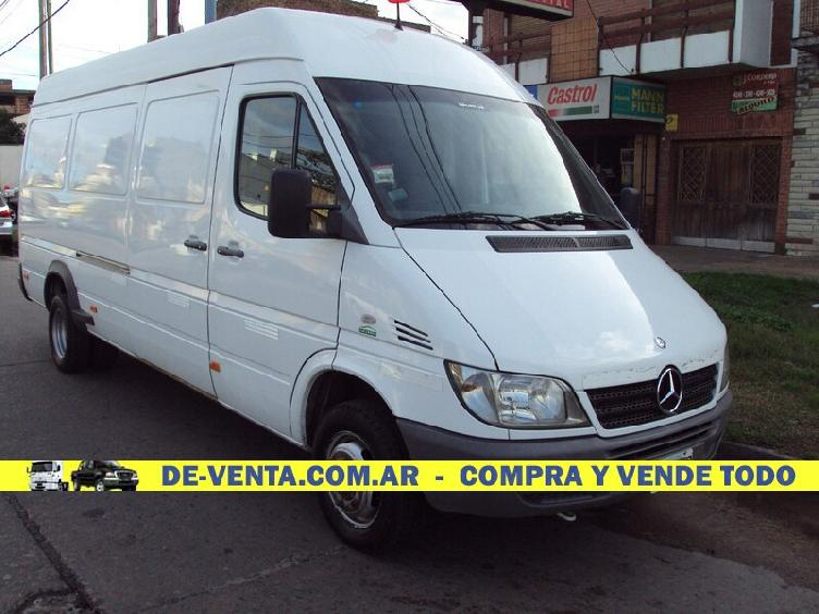 Mercedes-Benz Sprinter 413 2010 photo - 11