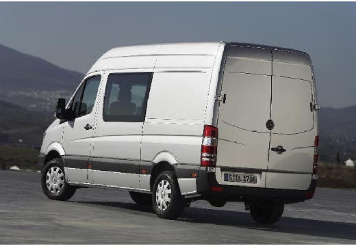 Mercedes-Benz Sprinter 413 2010 photo - 3
