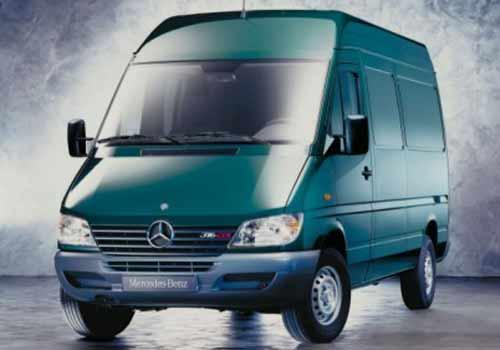 Mercedes-Benz Sprinter 413 2010 photo - 5