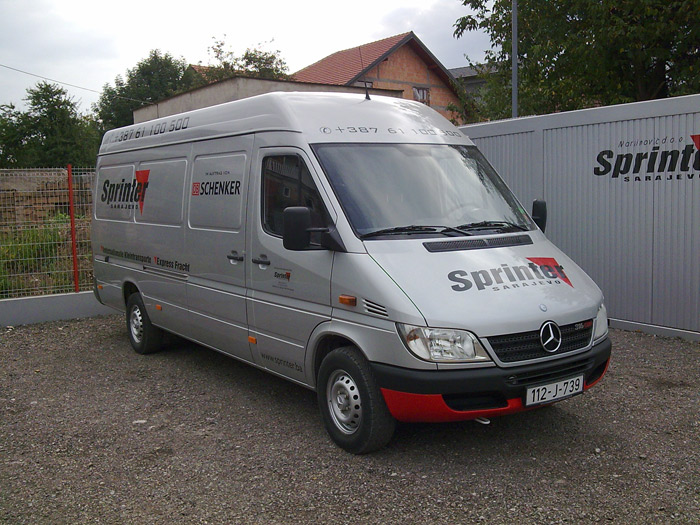 Mercedes-Benz Sprinter 413 2010 photo - 7