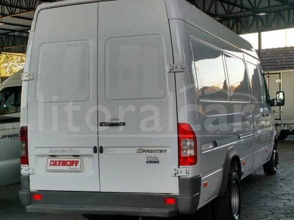 Mercedes-Benz Sprinter 413 2010 photo - 8