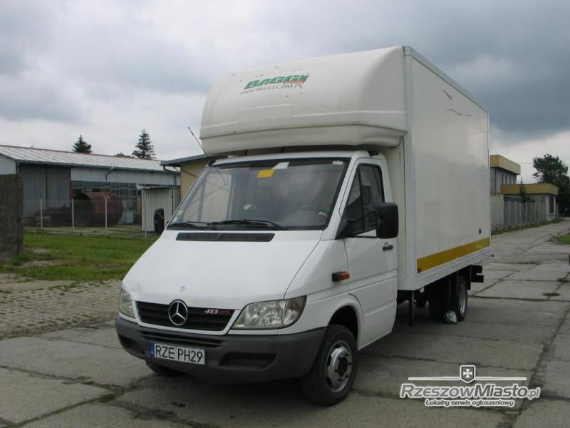 Mercedes-Benz Sprinter 413 2012 photo - 1