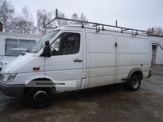 Mercedes-Benz Sprinter 413 2012 photo - 10