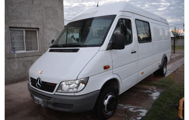 Mercedes-Benz Sprinter 413 2012 photo - 12