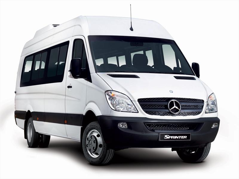 Mercedes-Benz Sprinter 413 2012 photo - 2