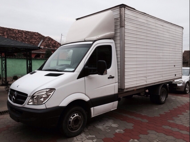 Mercedes-Benz Sprinter 415 2007 photo - 1