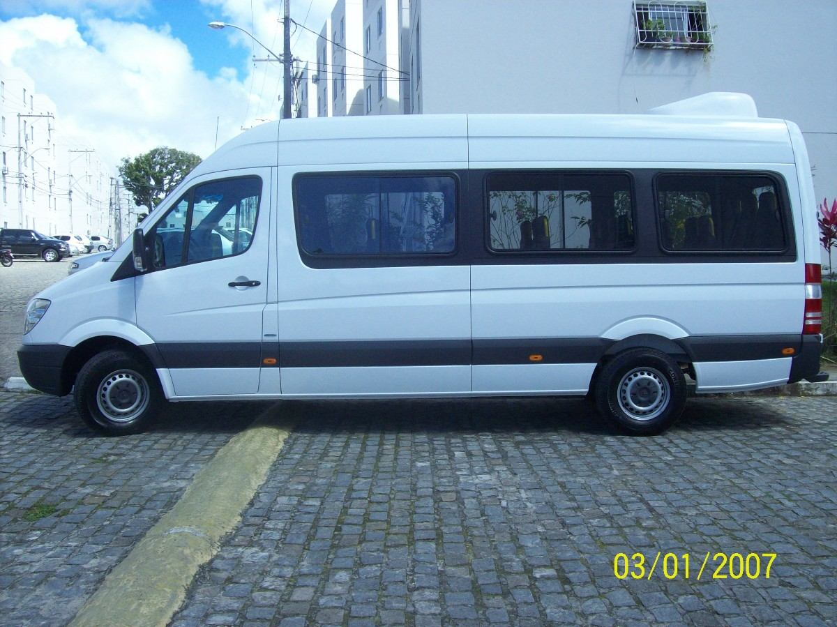 Mercedes-Benz Sprinter 415 2007 photo - 11