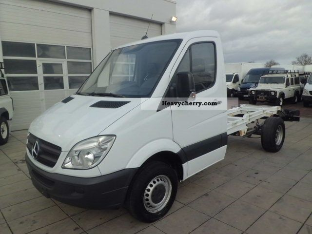 Mercedes-Benz Sprinter 415 2007 photo - 5