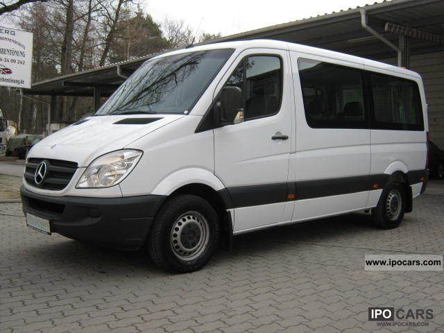 Mercedes-Benz Sprinter 415 2007 photo - 6