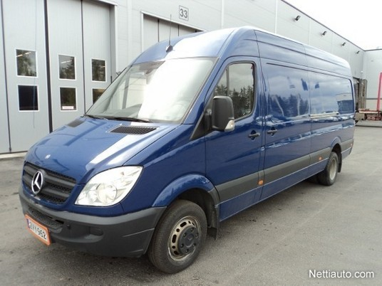 Mercedes-Benz Sprinter 415 2007 photo - 8