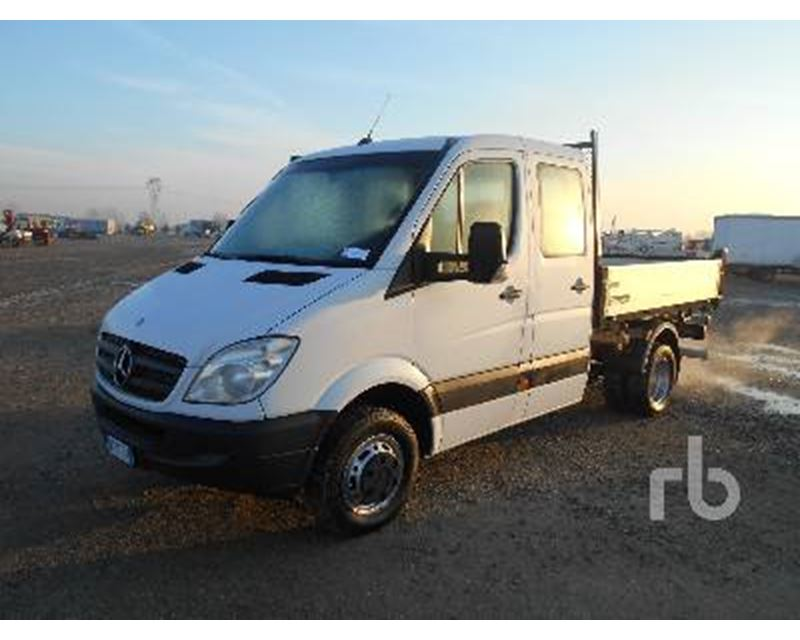 Mercedes-Benz Sprinter 415 2007 photo - 9