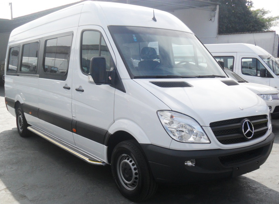 Mercedes-Benz Sprinter 415 2010 photo - 3