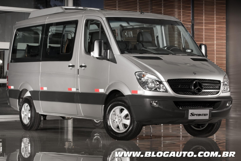 Mercedes-Benz Sprinter 415 2010 photo - 7