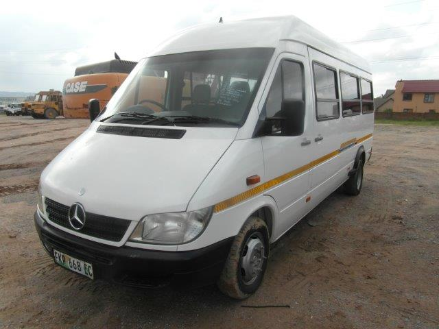 Mercedes-Benz Sprinter 416 2007 photo - 1
