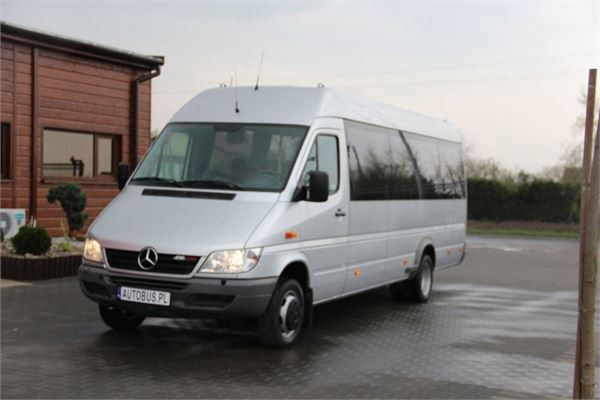 Mercedes-Benz Sprinter 416 2007 photo - 12