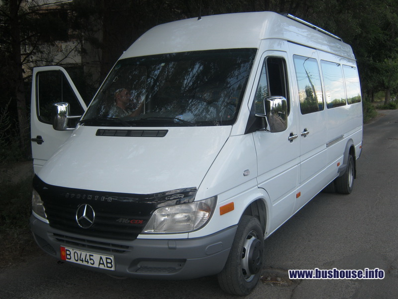 Mercedes-Benz Sprinter 416 2013 photo - 10