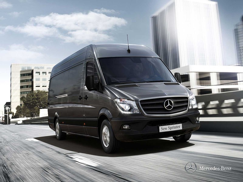 Mercedes-Benz Sprinter 416 2013 photo - 12
