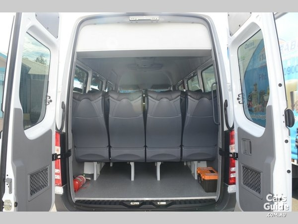 Mercedes-Benz Sprinter 416 2013 photo - 5