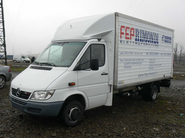 Mercedes-Benz Sprinter 416 2013 photo - 7