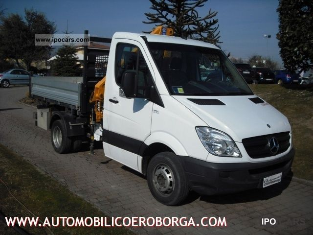 Mercedes-Benz Sprinter 418 2012 photo - 1