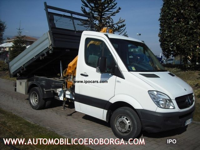 Mercedes-Benz Sprinter 419 2007 photo - 1