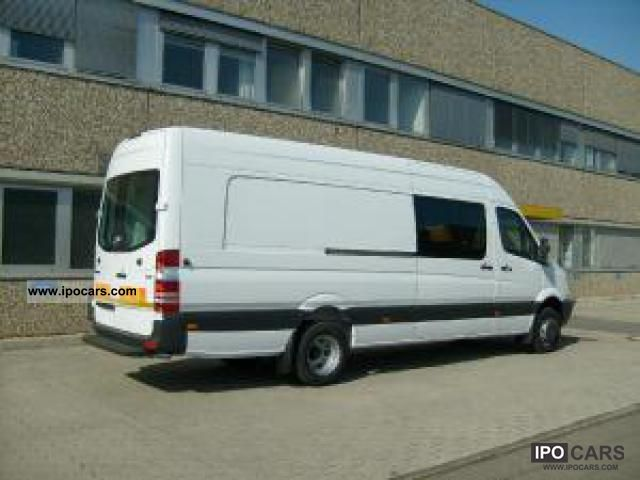 Mercedes-Benz Sprinter 419 2007 photo - 12