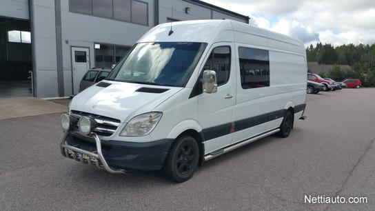 Mercedes-Benz Sprinter 419 2007 photo - 2