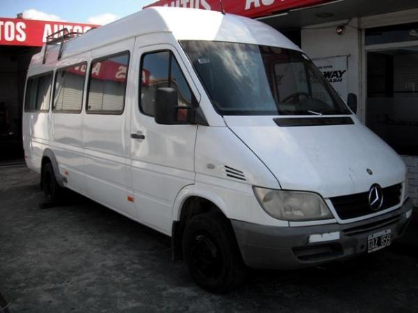 Mercedes-Benz Sprinter 419 2007 photo - 4