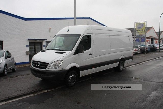 Mercedes-Benz Sprinter 419 2007 photo - 5