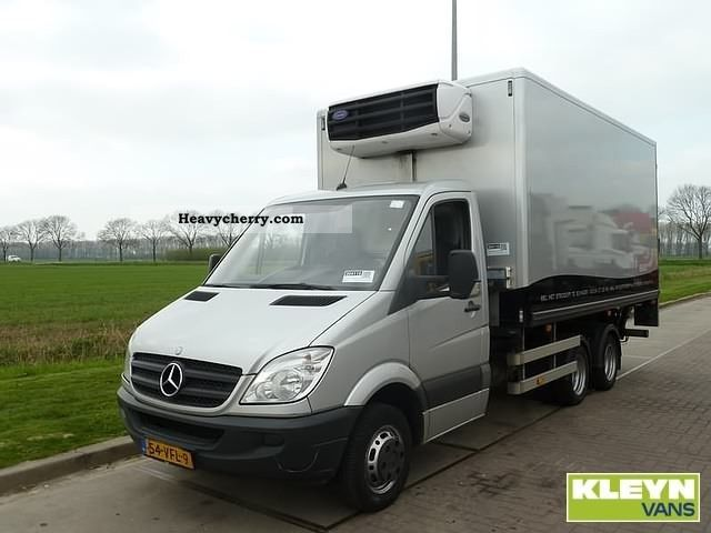 Mercedes-Benz Sprinter 419 2007 photo - 6