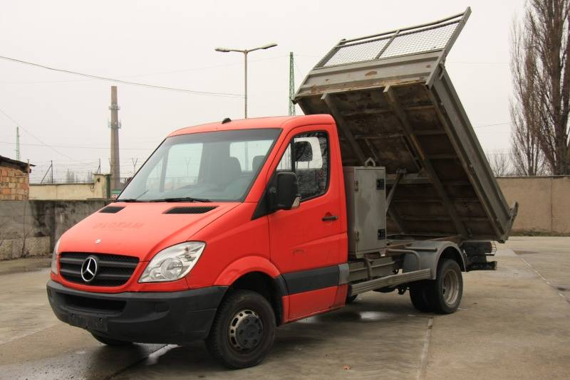 Mercedes-Benz Sprinter 419 2007 photo - 7