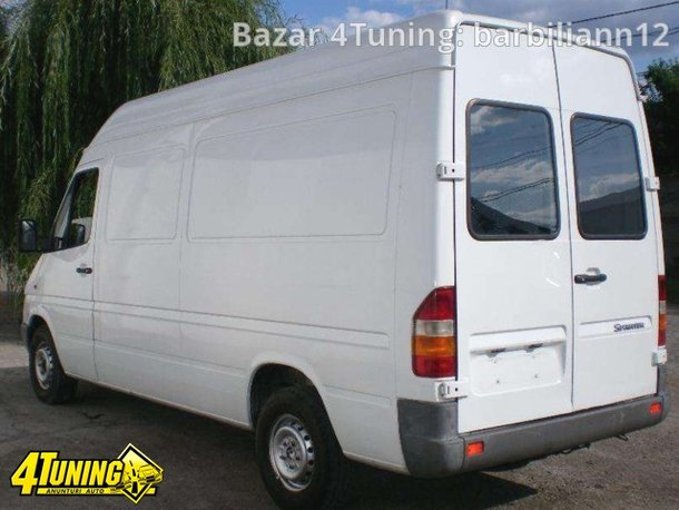 Mercedes-Benz Sprinter 419 2007 photo - 9