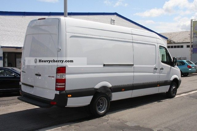 Mercedes-Benz Sprinter 419 2012 photo - 10