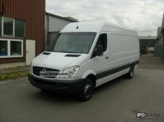 Mercedes-Benz Sprinter 419 2012 photo - 11