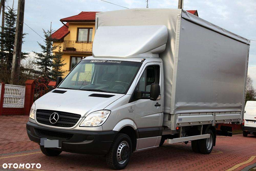 Mercedes-Benz Sprinter 419 2012 photo - 2