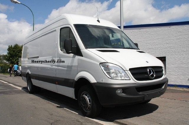 Mercedes-Benz Sprinter 419 2012 photo - 4