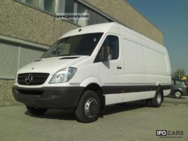 Mercedes-Benz Sprinter 419 2012 photo - 5