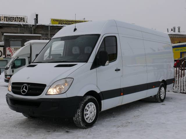 Mercedes-Benz Sprinter 509 2009 photo - 1