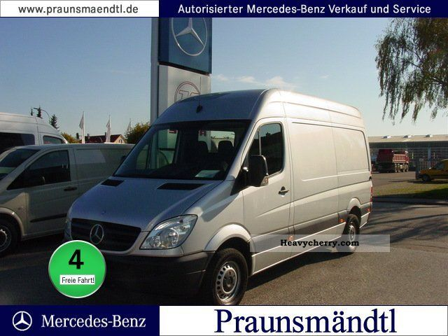Mercedes-Benz Sprinter 509 2009 photo - 10