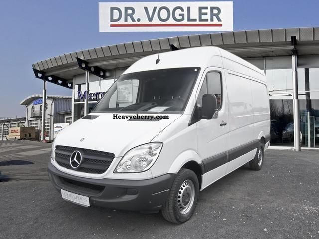 Mercedes-Benz Sprinter 509 2009 photo - 11