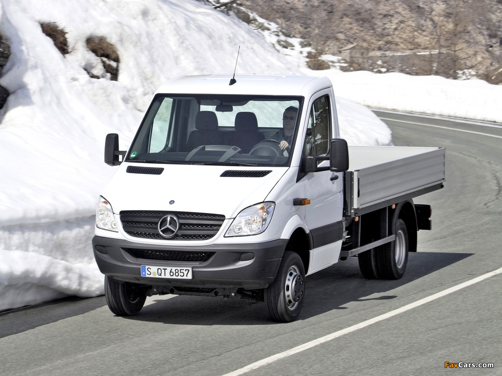 Mercedes-Benz Sprinter 509 2009 photo - 3