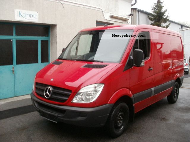 Mercedes-Benz Sprinter 509 2009 photo - 6
