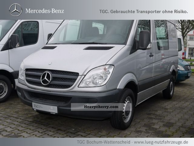 Mercedes-Benz Sprinter 509 2009 photo - 7