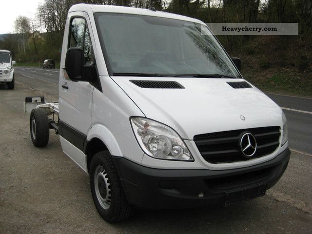 Mercedes-Benz Sprinter 509 2009 photo - 8