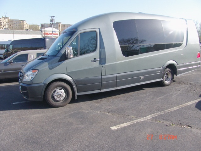 Mercedes-Benz Sprinter 510 2007 photo - 3